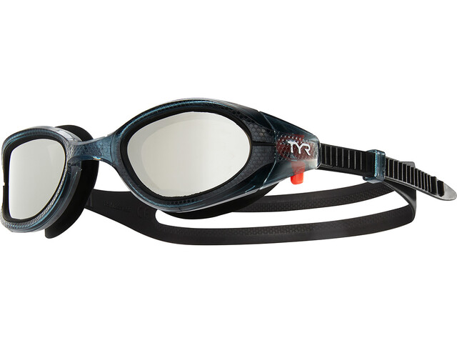 TYR Special OPS 3.0 Polarized Goggles Silver/Black